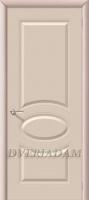 Межкомнатная эмалированная дверь Джили ПГ Крем