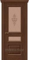 Межкомнатная шпонированная дверь Вена ПО Виски