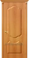 Межкомнатная дверь с ПВХ-пленкой Перфекта ПГ миланский орех