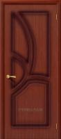 Межкомнатная шпонированная дверь Греция ПГ макоре файн-лайн
