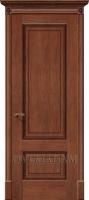 Межкомнатная шпонированная дверь Йорк ПГ Коньячный Дуб