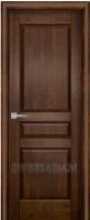 Дверь Венеция  (цвет Античный орех) глухая