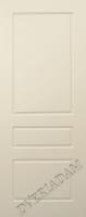 Межкомнатная окрашенная дверь   Честер  ПГ Крем