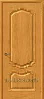 Межкомнатная шпонированная дверь Премьера ПГ ДубНат