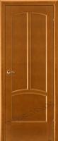 Межкомнатная дверь из Массива Ольхи Виола ПГ цвет Медовый орех
