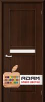 Межкомнатная ламинированная дверь Техно венге (19 С)