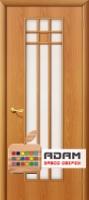 Межкомнатная ламинированная дверь Премиум ПО миланский орех (16 С)