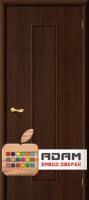 Межкомнатная ламинированная дверь Тиффани ПГ венге (20 Г)