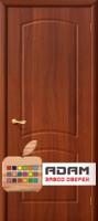 Межкомнатная дверь с ПВХ-пленкой Кэролл ПГ, итальянский орех