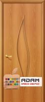 Межкомнатная ламинированная дверь Стеффани ПГ миланский орех (12 Г)
