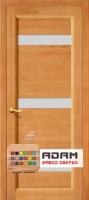 Межкомнатная дверь из Массива СОСНЫ Вега 2 ПЧО светлый орех