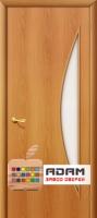 Межкомнатная ламинированная дверь 4С5 миланский орех (5 С)