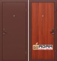 Стальная дверь Стальная дверь Оптим Билд О-11 ИталОрех