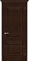 Межкомнатная дверь с эко шпоном Классико-12 Antique Oak