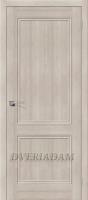 Межкомнатная дверь с эко шпоном Порта-62 ПГ Cappuccino Veralinga