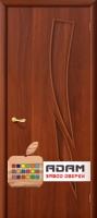 Межкомнатная ламинированная дверь 4Г8 итальянский орех (8 Г)