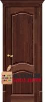 Межкомнатная дверь из Массива Франческо ПГ Коньяк