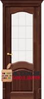 Межкомнатная дверь из Массива Франческо ПО Коньяк