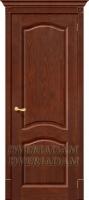 Межкомнатная дверь из Массива Франческо ПГ Орех