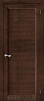 Межкомнатная дверь из массива Тассо-2 ПГ венге