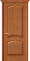Межкомнатная дверь из Массива СОСНЫ М7 ПГ светлый лак