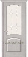 Межкомнатная дверь из Массива М7 ПО белый воск