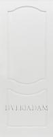 Межкомнатная окрашенная дверь  Polaris  Прованс  ПГ Белый
