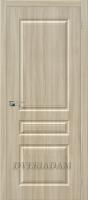 Межкомнатная дверь с ПВХ-пленкой Статус-14 ПГ Шимо Светлый