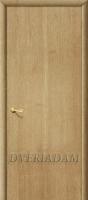 Межкомнатная шпонированная дверь Ант дуб